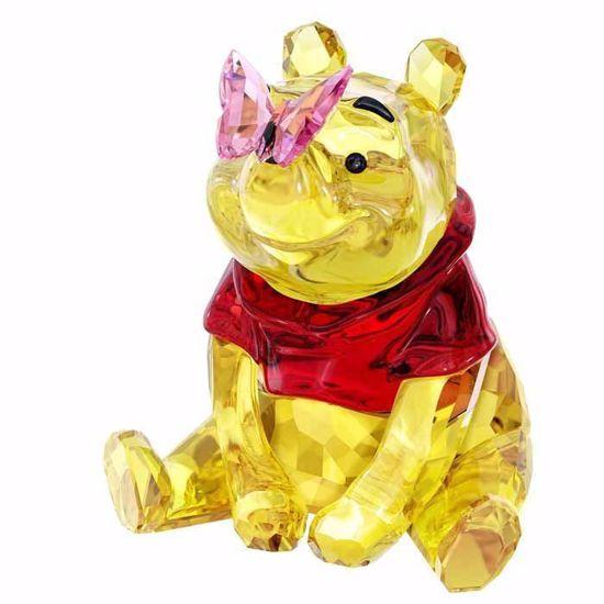 Swarovski figurer Winnie the Pooh with Butterfly - 5282928