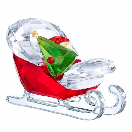 Swarovski figurer. Santa's Sleigh - 5403203