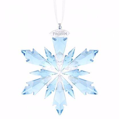 Swarovski figurer.Frozen Snowflake Ornament - 5286457