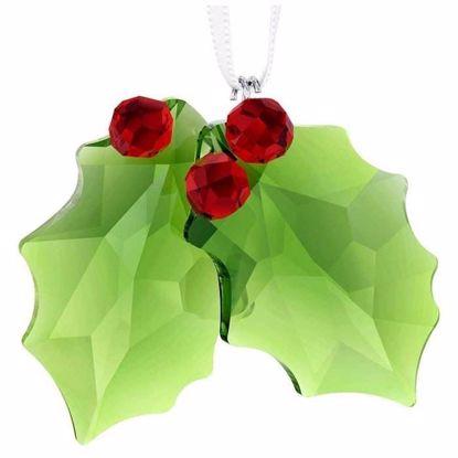 Swarovski figurer. Holly Ornament - 5286155