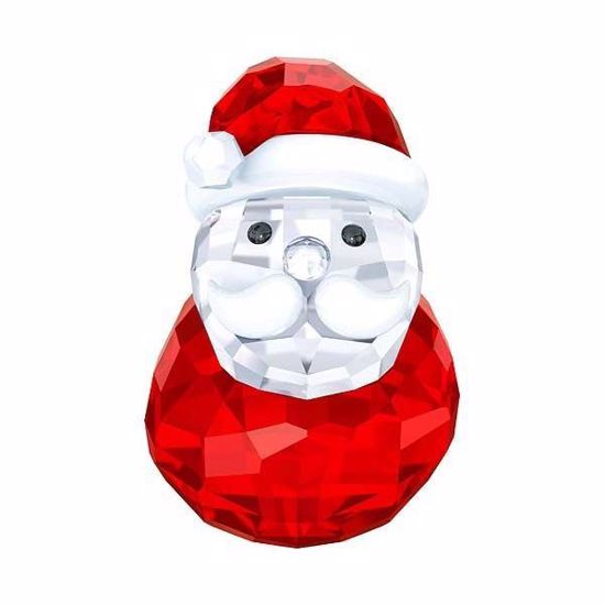 Swarovski figurer. Rocking Santa - 5223688