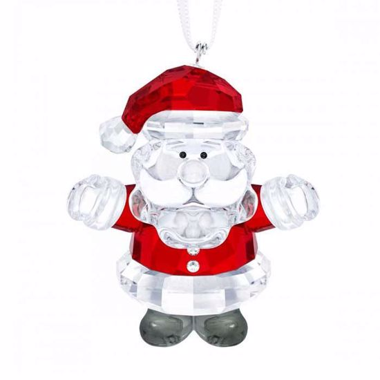 Swarovski figurer. Santa Claus Ornament - 5286070