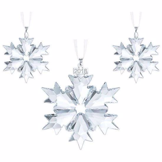 Swarovski figurer. Christmas Set 2018 - 5357983