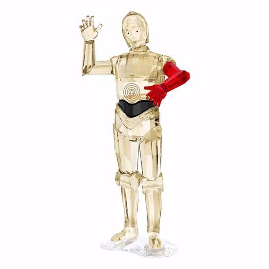 Swarovski figurer. Disney - Star Wars C-3PO - 5290214
