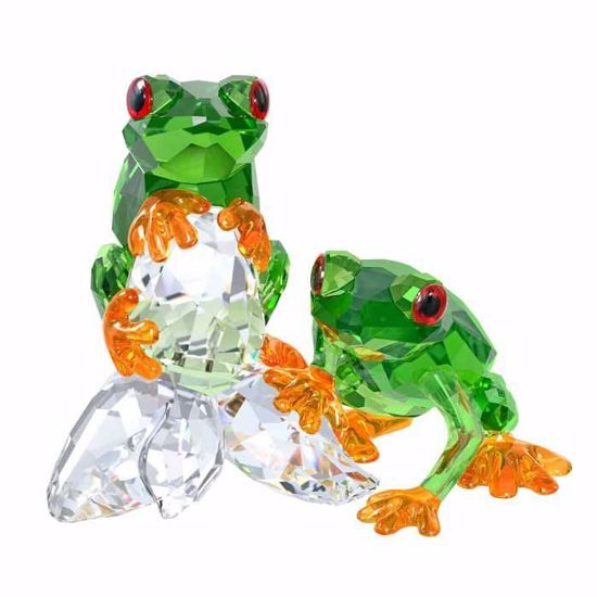 Swarovski figurer. Frogs - 5136807