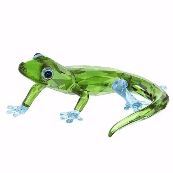 Swarovski figurer. Gecko - 5275511