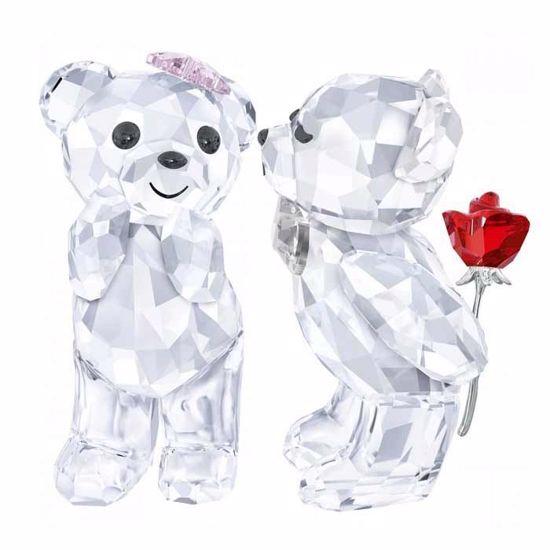 Swarovski figurer. Kris Bear - A lovely Surprise - 5268511