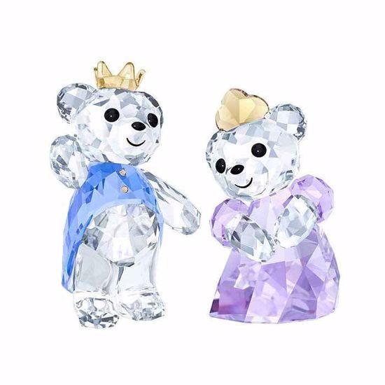 Swarovski figurer. Kris Bear - Prince & Princess - 5301569