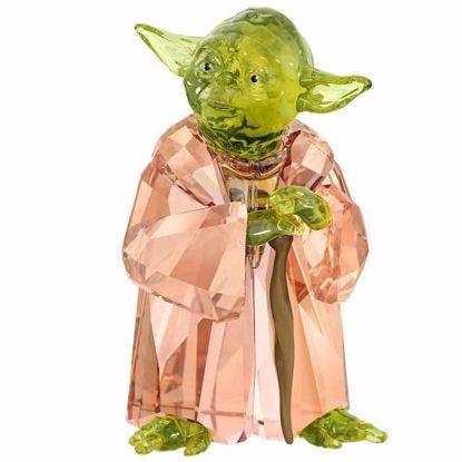 Swarovski figurer. Master Yoda - 5393456