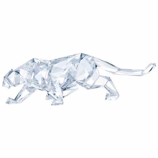 Swarovski figurer. Leopard - 5384968