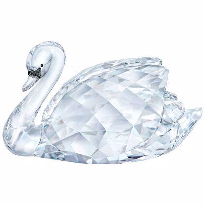 Swarovski figurer. Swan - 5400172