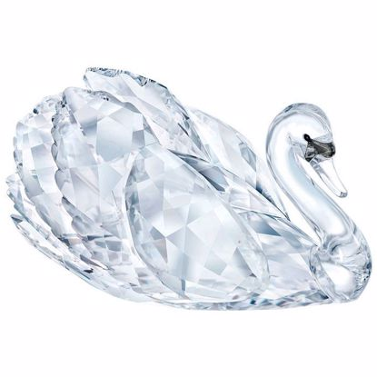 Swarovski figurer. Graceful Swan - 5397895
