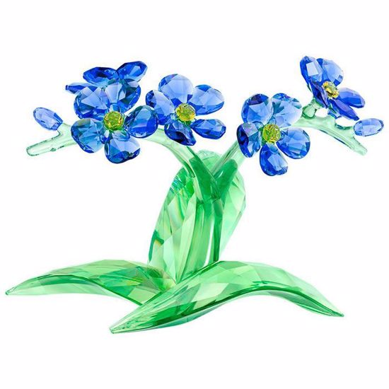 Swarovski figurer. Forget-me-not - 5374947