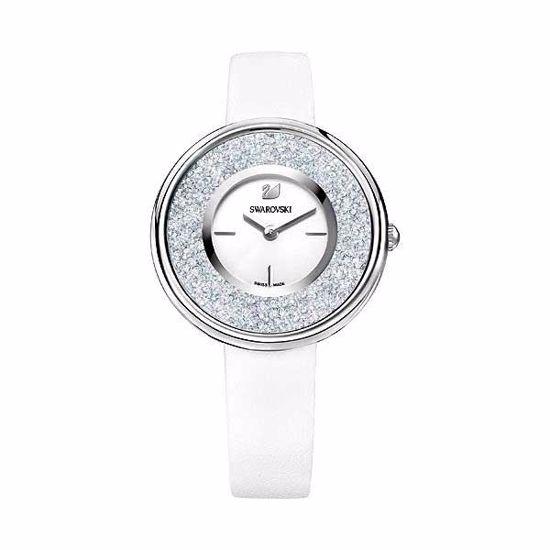 Swarovski klokke Crystalline Pure - 5275046