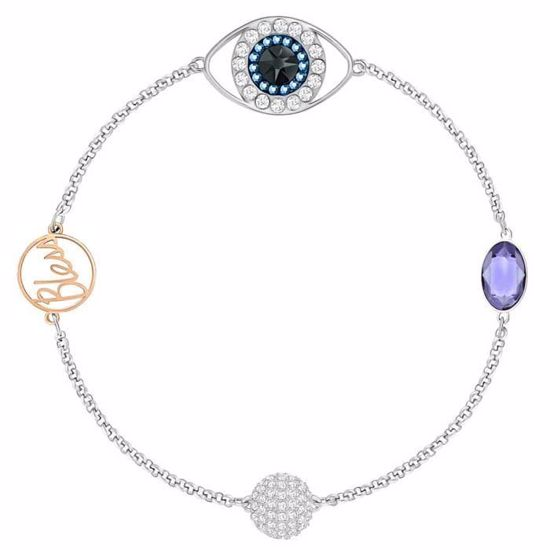 SWAROVSKI REMIX COLLECTION EYE SYMBOL ARMBÅND - 5365749