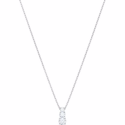 Swarovski smykke. Attract Trilogy Round - 5414970