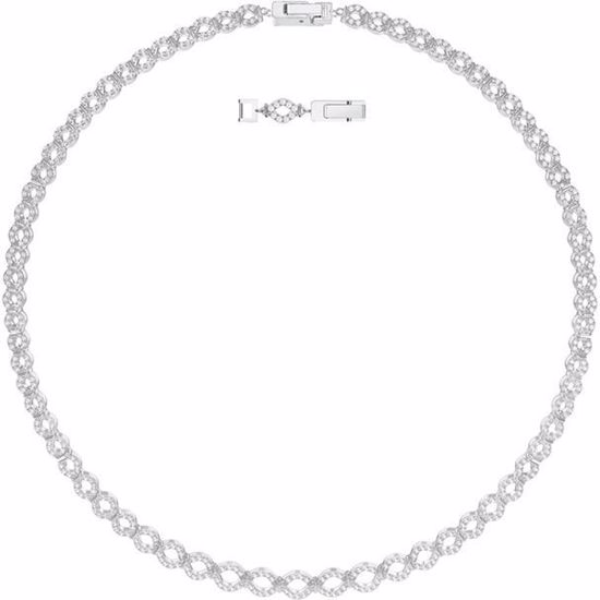 Swarovski collier Lace Thin - 5382353