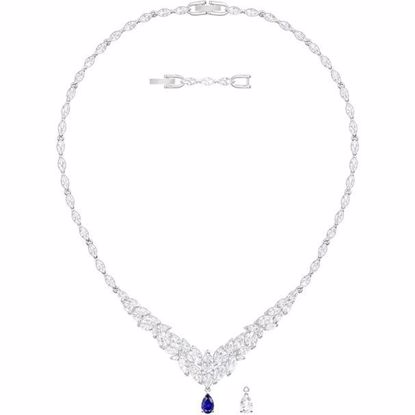 Swarovski collier Louison, Large - 5419234