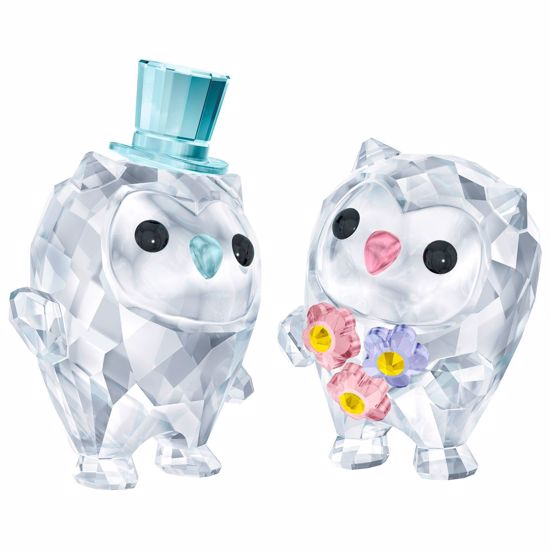 Swarovski figurer. Hoot - We Are In Love - 5428000