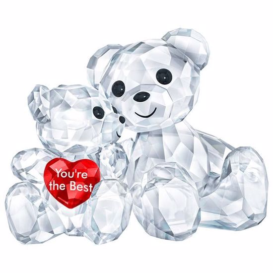 Swarovski figurer. Kris Bear - You're the Best - 5427994