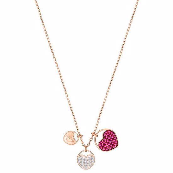 Swarovski smykke Ginger Heart - 5472446