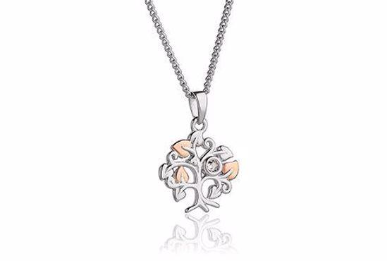 Sølvsmykke Tree of Life® - 3STLSP
