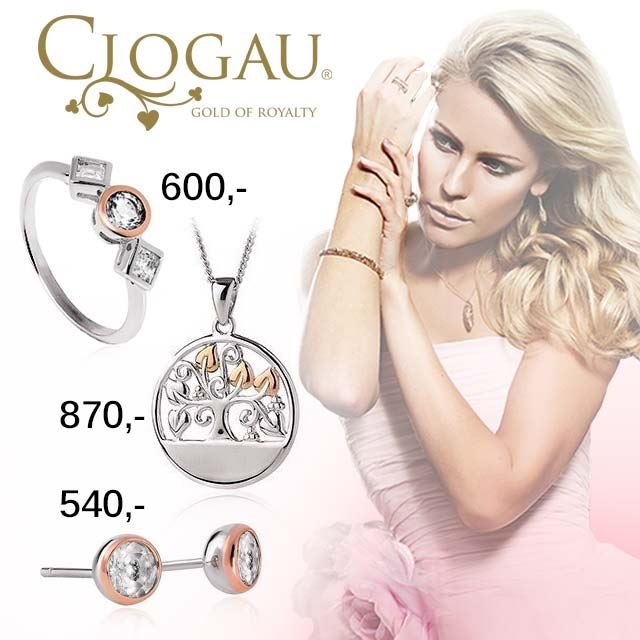 Sølvsmykker CLOGAU
