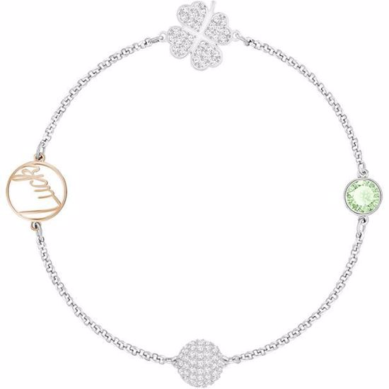 Swarovski Remix Collection Clover Strand armbånd -  5365755