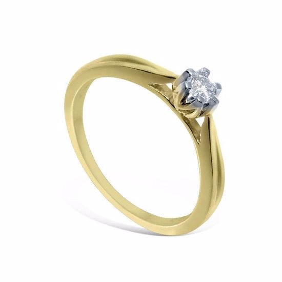 Diamantring Sitara med 0,12 ct W-Si-2221120