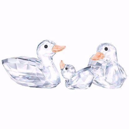 Swarovski figurer. Ducks (Set of 3) - 5376422
