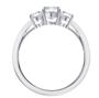 Bilde av Swarovski ring. Attract Trilogy Round - 5414972