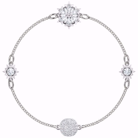 Swarovski Remix Collection Snowflake armbånd - 5432735