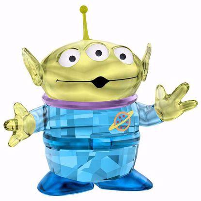 Swarovski figurer Pizza Planet Alien - 5428575