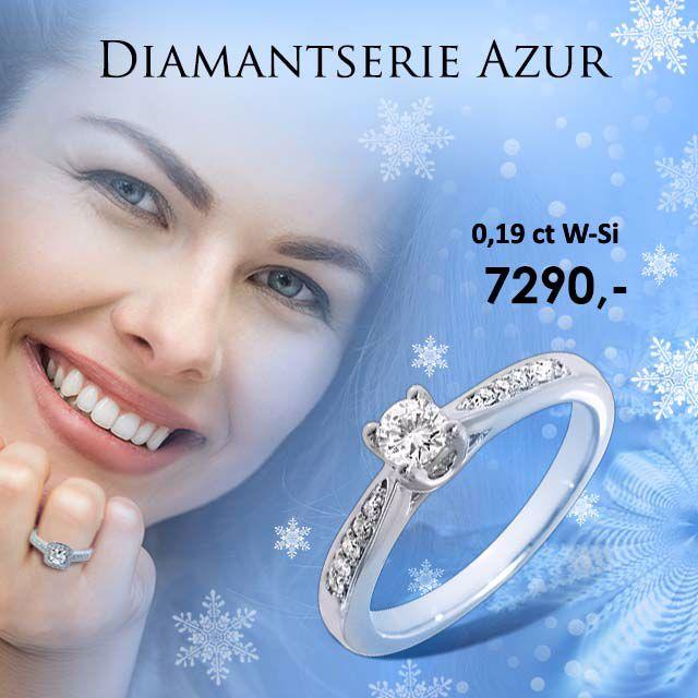 Ddiamantring Azur