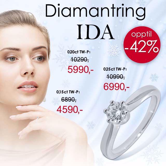 Ddiamantring Ida