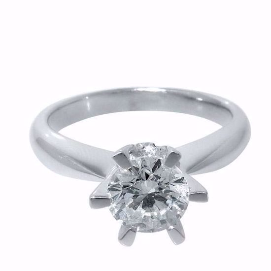 Diamantring - frierring Athene med 1,00 ct W-Si2-503647