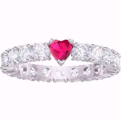Swarovski ring. Love - 5412016
