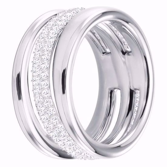 Swarovski ring. Exact - 5210668