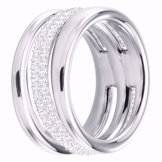 Swarovski ring. Exact - 5221569