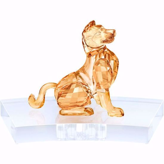 Swarovski figurer. Chinese Zodiac - Dog - 5285008