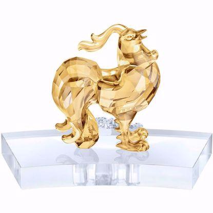 Swarovski figurer. Chinese Zodiac - Rooster - 5378358
