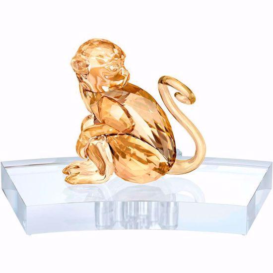 Swarovski figurer. Chinese Zodiac - Monkey - 5301558
