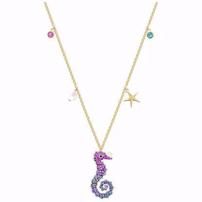 Swarovski smykke Ocean Seahorse - 5452562