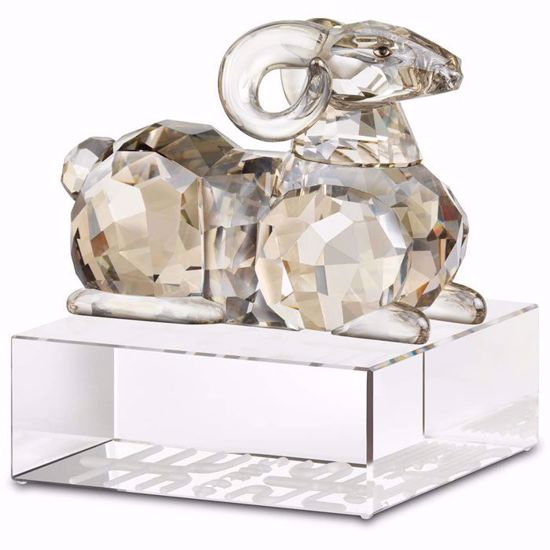 Swarovski figurer. Chinese Zodiac - Sheep - 1046180