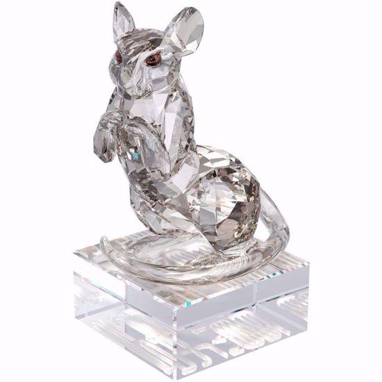 Swarovski figurer. Chinese Zodiac - Rat - 1078741