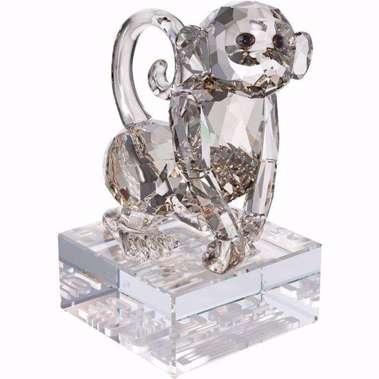Swarovski figurer. Chinese Zodiac - Monkey - 1080230