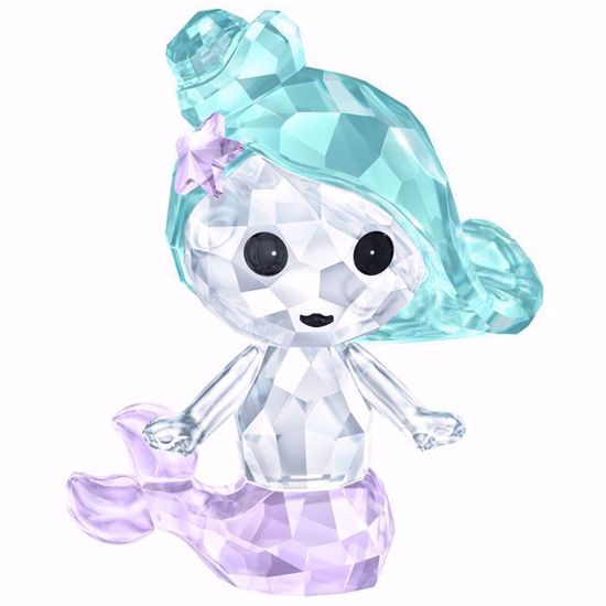 Swarovski figurer. Mermaid - 5428001