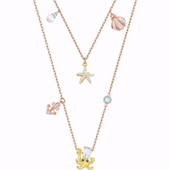 Swarovski collier. Ocean - 5446664