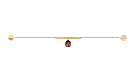 Bilde av Swarovski Remix Collection Ladybug armbånd - 5466832