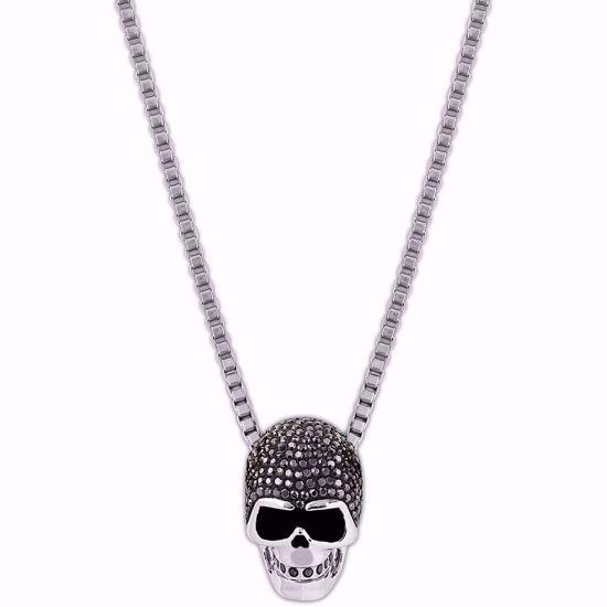 Swarovski  herre smykke Taddeo Skull – 1180839
